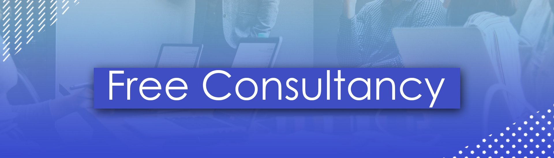 Free Consultancy for IT Services Software and Website design and web development
