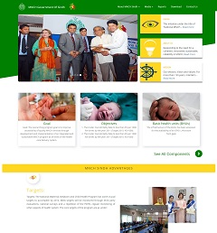 Web Design and Web Applcation Development Portfolio