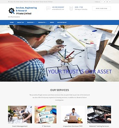 CMS based Website Design services Portfolio