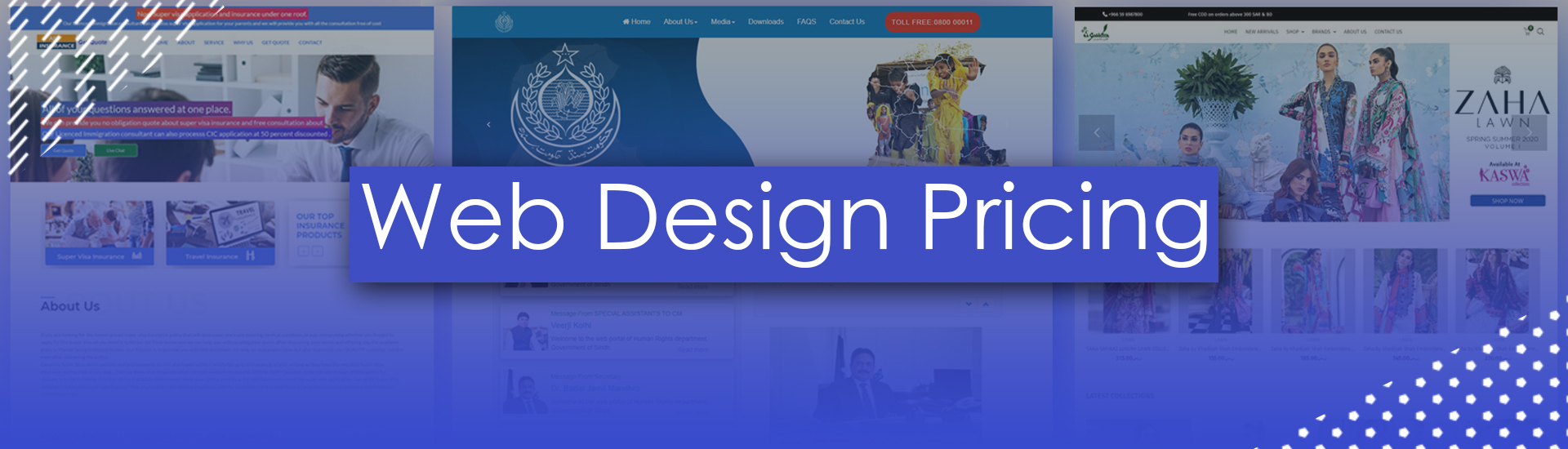 Web Design Packages In Pakistan Web Design Prices