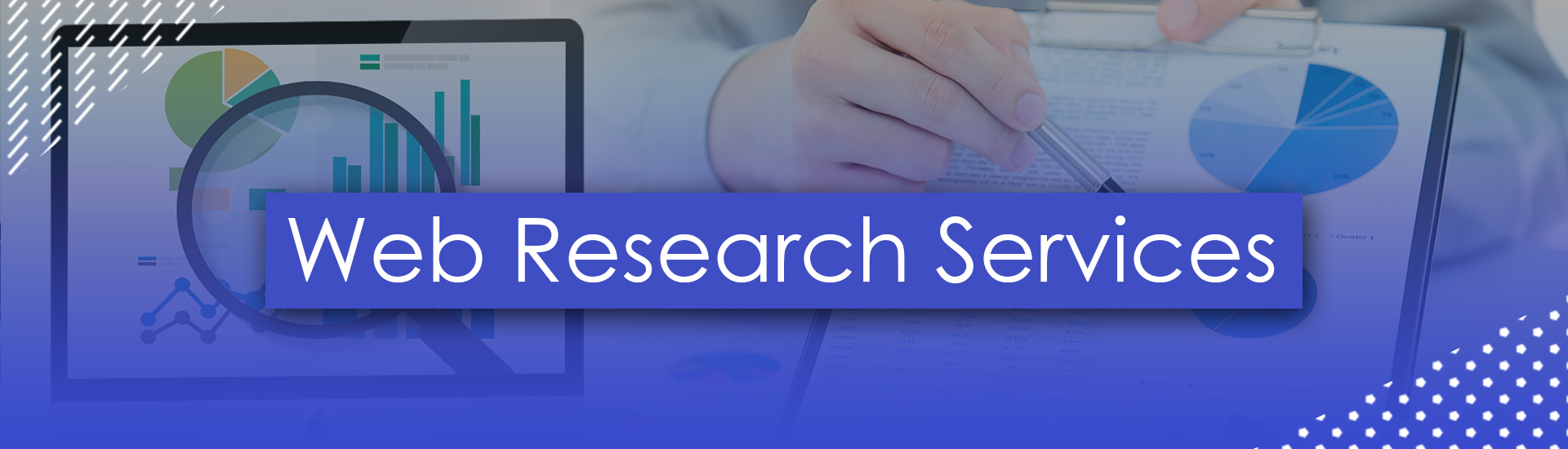 Web Research Agency in Pakistan